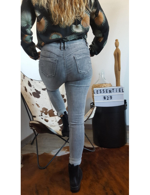 Jeans super Skinny Taille...